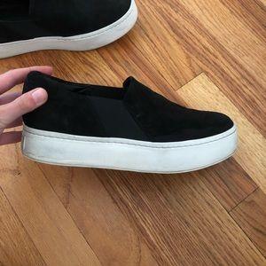 Vince slide on sneakers!